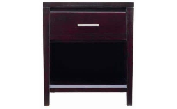 Modus Nevis Nightstand with Power Outlet
