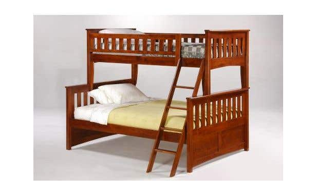 Pacific Mfg Ginger Bunkbed Complete