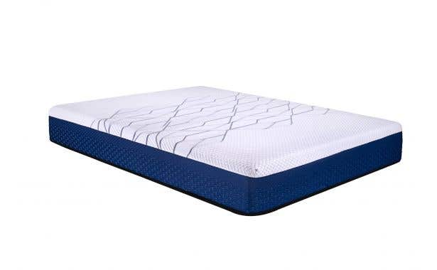 Sleepworld Designs Rivers Collection Trinity River Cushion Firm Mattress