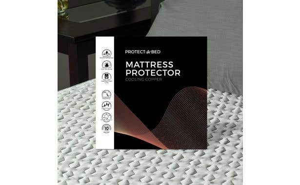 Protect A Bed Cooling Copper Mattress Protector