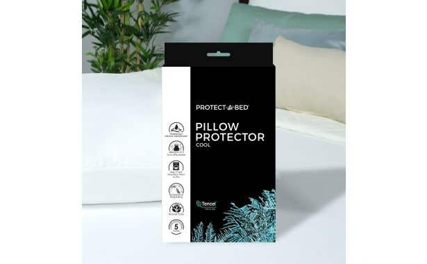 Protect A Bed Therm-A-Sleep Cool Pillow Protector
