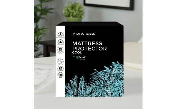 Protect A Bed Therm-A-Sleep Cool Mattress Protector