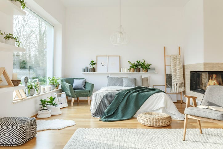 Should Your Bedroom Really Only Be for Sleeping?