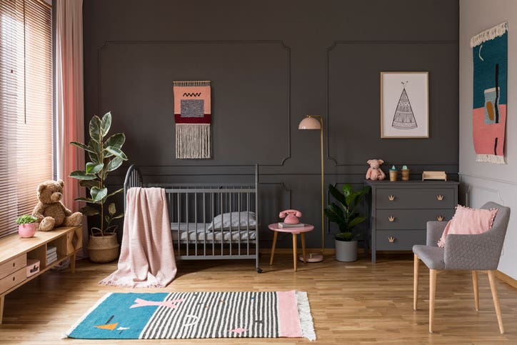 Upgrading the Nursery as your Little One Grows