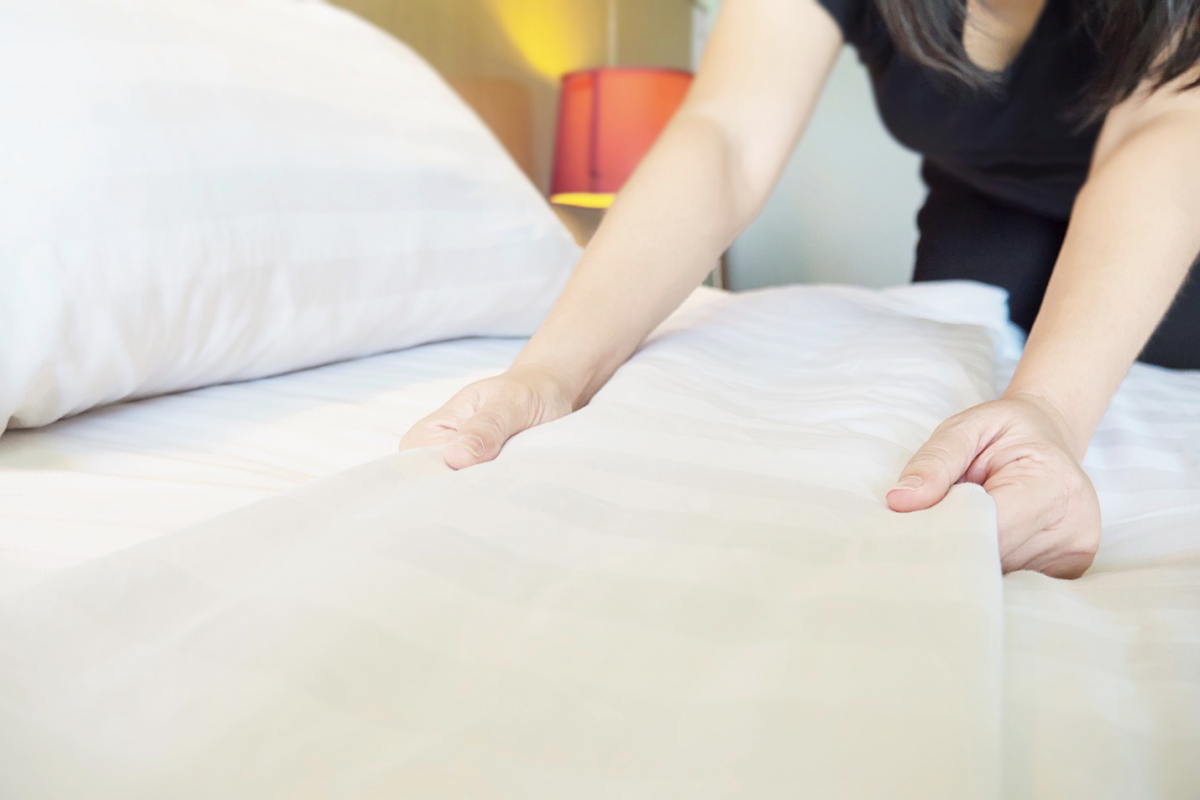 Tips on How to Make Your Bed Every Day!